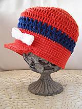 Detské čiapky - Šiltovka