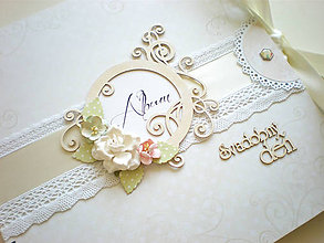 Papiernictvo - Svadobný album - 4412480_