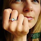 Prstene - Carnevalkový - stříbro - 4415260_