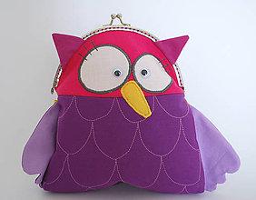 Detské tašky - Sovička - 4419319_