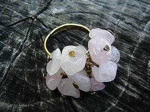 Prstene - Prsteň RUŽENÍN - 4420301_