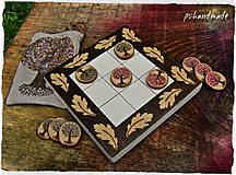 Hračky - Piškvorky z Čarovného lesa - 4423471_