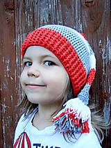 Detské čiapky - Škriatkovská - Oliver - 4428999_