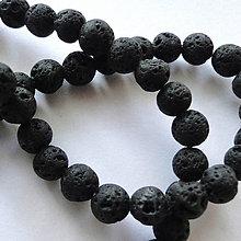 Minerály - Lávový kameň-1ks - 4426210_