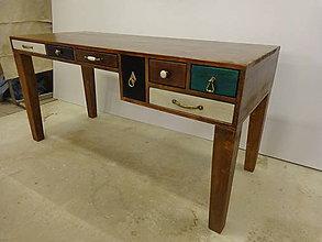 Nábytok -  Stôl do pracovne - 4429879_
