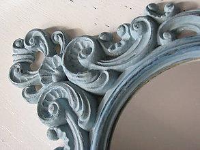 Zrkadlá - Romantické zrkadielko :) predané - 4427859_