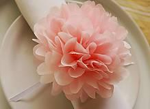 Svadba - kvety na servitky  - 4431560_