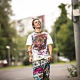 Oblečenie - Origo pánske tričko čáry máry - 4433616_
