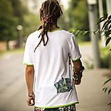 Oblečenie - Origo pánske tričko čáry máry - 4433620_