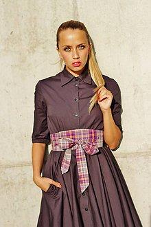 Šaty - Košilovky LEA, vel 36/38 - 4435611_