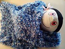 Textil - Nebe uklidňující miminkovská dečka - 4434907_