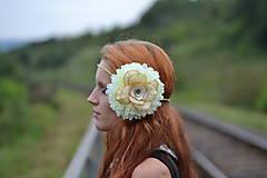 Ozdoby do vlasov - Follow the sun - 4436245_