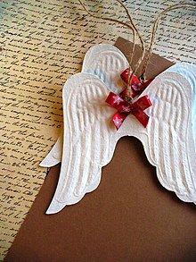 Dekorácie - vianočná dekorácia - 4437159_