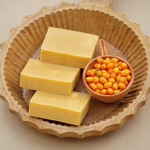 Rakytníkové jemné mydlo