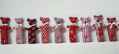 Darčeky pre svadobčanov - Medvedíci - 4436191_