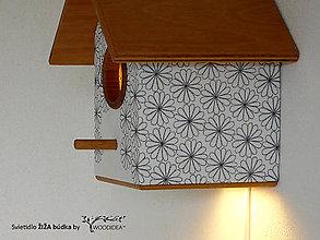 Svietidlá a sviečky - Svietidlo ŽIŽA búdka 523 - 4437904_
