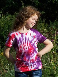 Detské oblečenie - ružový svet - pôvodná cena 10Eur - 4435659_