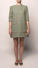 Šaty - Šaty áčkového strihu - 4439938_