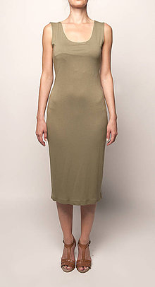 Šaty - Tričkové šaty - 4439966_