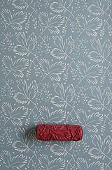 Pomôcky/Nástroje - vzorovaný maliarsky valček č.19 - 4441297_