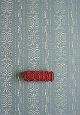 Pomôcky/Nástroje - vzorovaný maliarsky valček č.12 - 4441322_