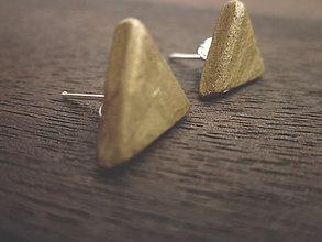 Náušnice - Arrows earrings (na objednávku) - 4439873_
