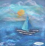 Obrazy - Na mori... /arttexový obraz/ - 4444090_