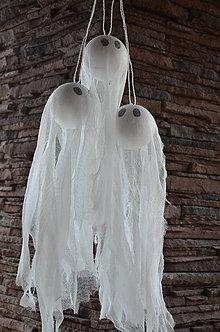 Dekorácie - Halloweenské strašidielka - 4442363_