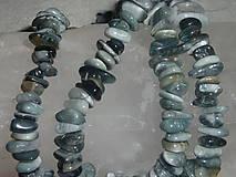 Minerály - Sokolie oko - zlomky - 4441789_