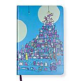 Papiernictvo - Zápisník A5 Výmena žiarovky - 4441504_