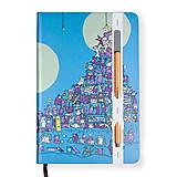 Papiernictvo - Zápisník A5 Výmena žiarovky - 4441506_