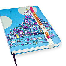 Papiernictvo - Zápisník A5 Výmena žiarovky - 4441505_