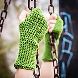 Rukavice - Olívie ... na ruky - 4444451_