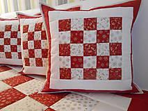 VIANOCE patchwork deka 140x200 alebo vankúš