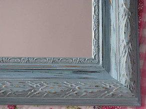 Zrkadlá - Veľké romantické zrkadlo :) predané - 4445898_