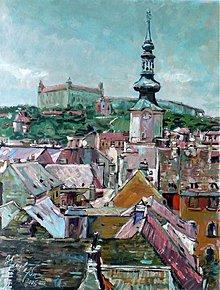Obrazy - Reprodukcia - Bratislava - 4446797_