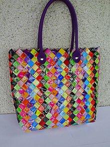 Veľké tašky - Farebná - 4446721_
