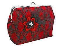 Spoločenská kabelka do ruky , dámská kabelka  09101A