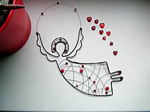 Detské doplnky - anjel so švihadlom - 4449673_