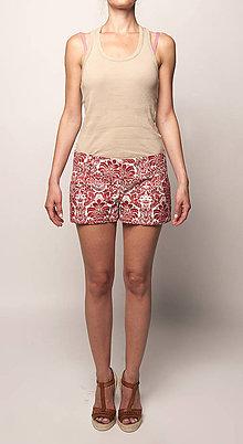 Nohavice - Mini šortky - 4451618_