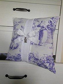 Úžitkový textil - Obliečka na vankúš Campagne Française - 4449570_