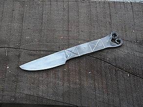 Nože - Volútový nôž, samostatný - 4455788_