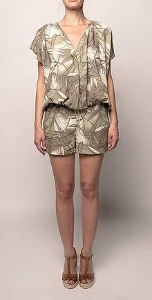 Iné oblečenie - Krátky overal - 4453642_