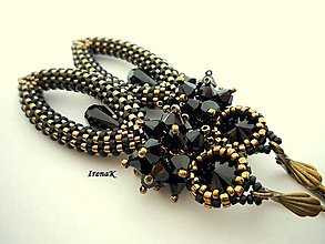 Náušnice - Kleopatra II. - 4452781_