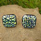Šperky - Manžetky Vrcholky hôr 1-4 - 4459246_