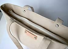 Veľké tašky - Elisabeth (beige) - 4457254_