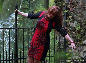 Šaty - Kvetopád - 4457221_