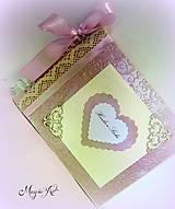 Papiernictvo - Prvé spomienky dvoch krásnych princezien... - 4462780_