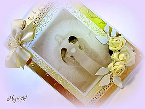 Papiernictvo - Láska nikdy nezanikne... ! - 4461509_