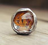Prstene - Nechtíček na prstík - 4464824_